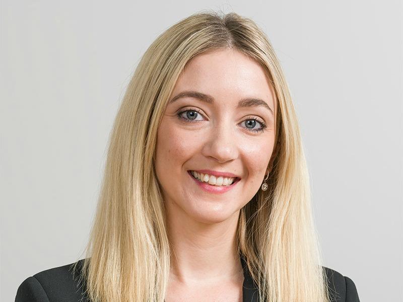 Financial advice co-ordinator at Dolfinwise Bronnie Abraham