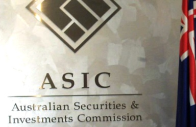 asic  peter kell  resign  deputy chair