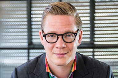 Thinque global futurist and innovation strategist Anders Sörman-Nilsson