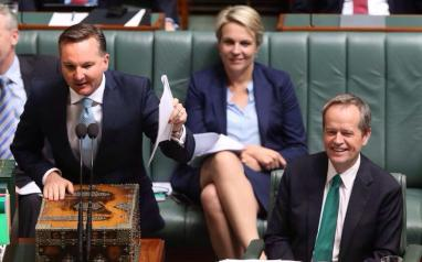 Chris Bowen, Labor Party, Australian Labor Party, superannuation, superannuation regulation, FSC, BT, imputation credits, franking credits, Bill Shorten, dividend imputation, dividend taxation, double taxation,