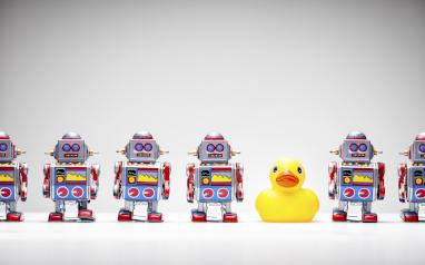 AustralianSuper, chatbot, fintech, AI, financial technology, NASDAQ, AustralianSuper Helpbot, LivePerson, Shawn Blackmore