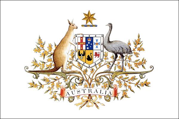Australian Crest