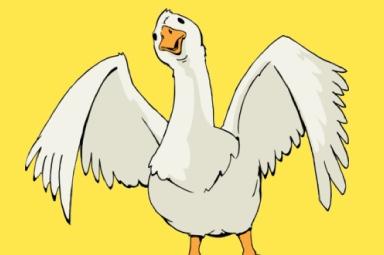 Goose, Shorten's a 'goose': Sam Henderson