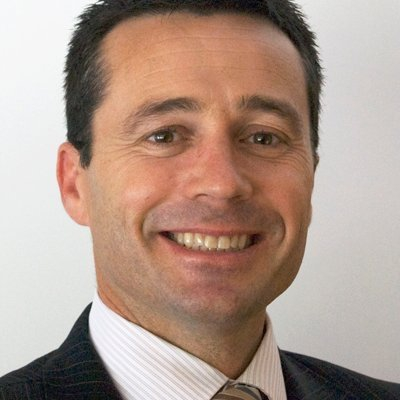CEO Peter Ornsby