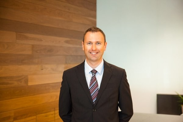 QSuper's Head of Product and Services Ben Hillier