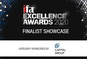 IFA Excellence Awards 2020 Finalist Showcase
