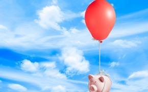 news balloon pig
